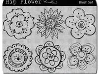Drawing ~ Flowers