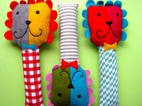 sewing : toys