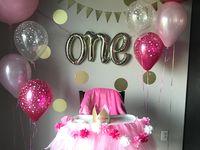 1st Birthay Girl (Ideas)