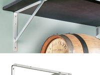 Regale Abstellraum 14 best regale für keller garage vorratskammer images on