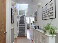 Hallway/stairs/landing