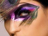Eyes, Lips, Nails and Hair