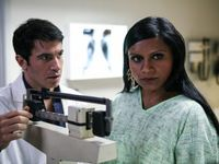 Mindy Project and the people who make it great.  Love love love this show.  Makes me happy.