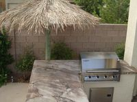 Outdoor Kitchens and Outdoor Fireplaces in Houston