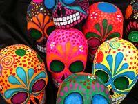 Day of the Dead/Sugar Skulls