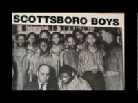 What are some facts about To Kill A Mockingbird/The Scottsboro Trials?