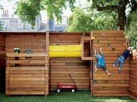 Play houses and structures