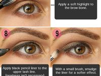 Great Eyeshadow tutorials from around the world.