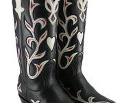 Kick-ass Cowgirl Boots! :P