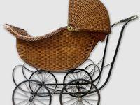 Baby Vintage Items