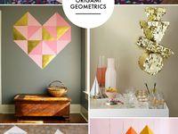 Girls Gone Geometric Party