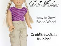 18 in doll - patterns