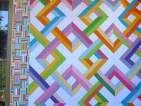 45 Best Images About Chain Link Quilts On Pinterest