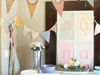 Baby Shower Ideas (and no I'm not having another baby!)