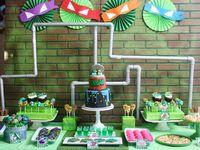grats bday party