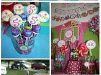 Birthday Party Ideas for the girls