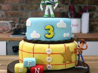 Birthday on pinterest buzz lightyear avenger cake and homemade toys
