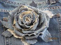 Crafts - Fabric Flowers