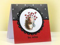Penny Black cards