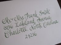 9 Best Images About Font On Pinterest Address Envelopes Hand Written And Fonts