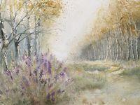 Watercolor / Landscape 6