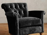 Velvet Chair