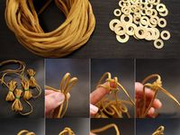 DIY/Craft Ideas - Jewelry