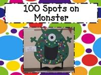 Halloween-- monsters