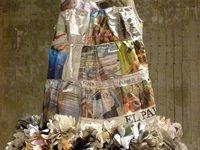 Papel vestidos