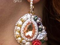 My embroidery and <b>pearl</b> jewelry: лучшие изображения (91) в 2019 ...