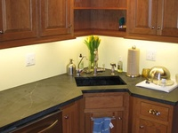 ... sink on Pinterest Corner sink, Under sink and Corner kitchen sinks