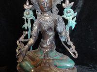 Bronze Brass Statue