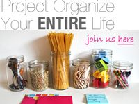 Organization ... I LOVE it!