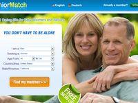 reviews senior dating sites