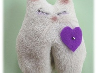 Lots of ideas for using lavender in craft projects