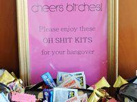 Wedding Shower & Bachelorette Party