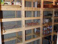 12 best images about build cold storage room for canning on pinterest root cellar storage. Black Bedroom Furniture Sets. Home Design Ideas