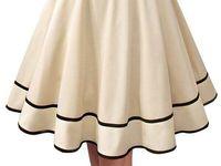 vestidos de joelho