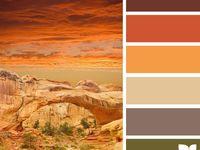 61 Best Western Color Palettes Images On Pinterest Color