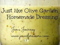 Food - Salads/Dressings