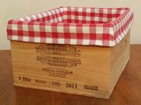 Wine box ideas