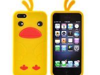 I phone 5 duck case