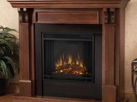 52 Best FIREPLACES Images On Pinterest Electric