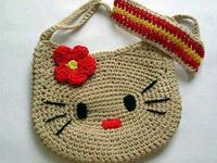 Crochet Pattern For Bingo Bag : 1000+ images about Crochet ~ Bags on Pinterest Bags ...