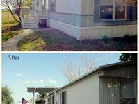16 Best Mobile Home Exterior Paint Ideas Images On Pinterest Mobile Homes Mobile Home