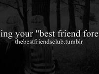 The best friend board