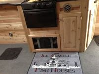 1000 images about ice castle fish house accessories on for Ice fish house accessories