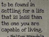 Truer words......