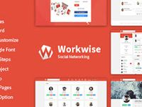 10 Best Workwise PSD Template images in 2018 | Dashboard template