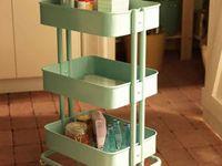 artsy/crafty spaces and reorganization